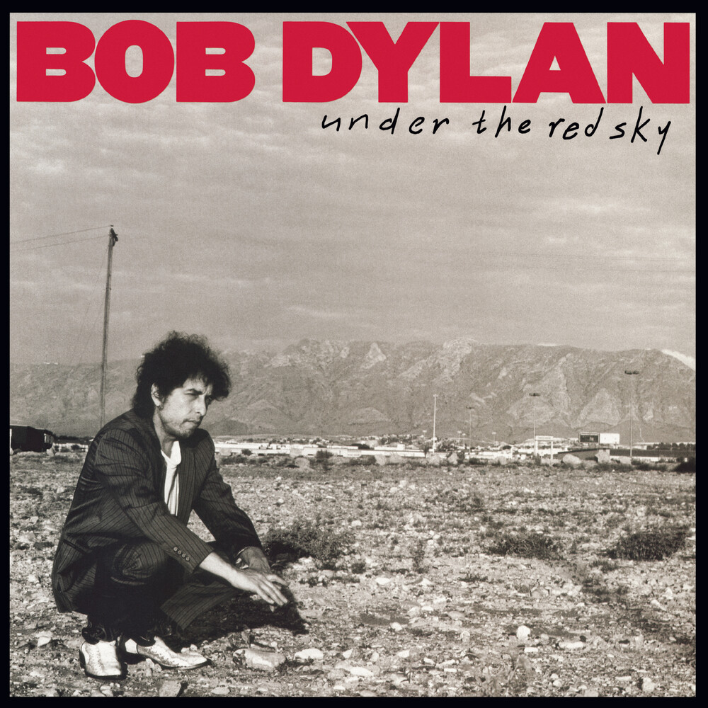 Bob Dylan - Under The Red Sky [LP]