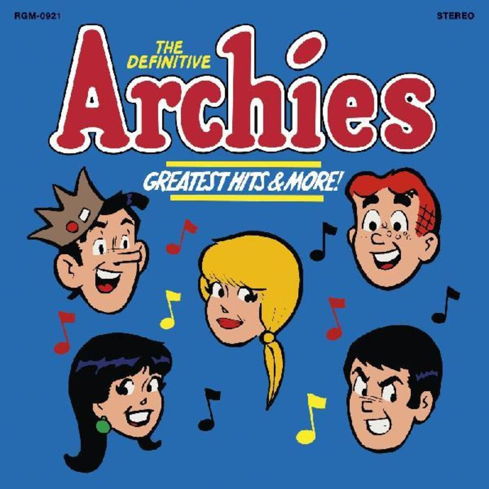 Archies - Definitive Archies - Greatest Hits & More [Limited Edition]