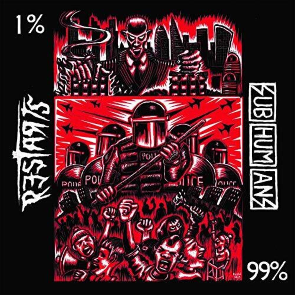 Subhumans / Restarts - Subhumans / Restarts (Uk)