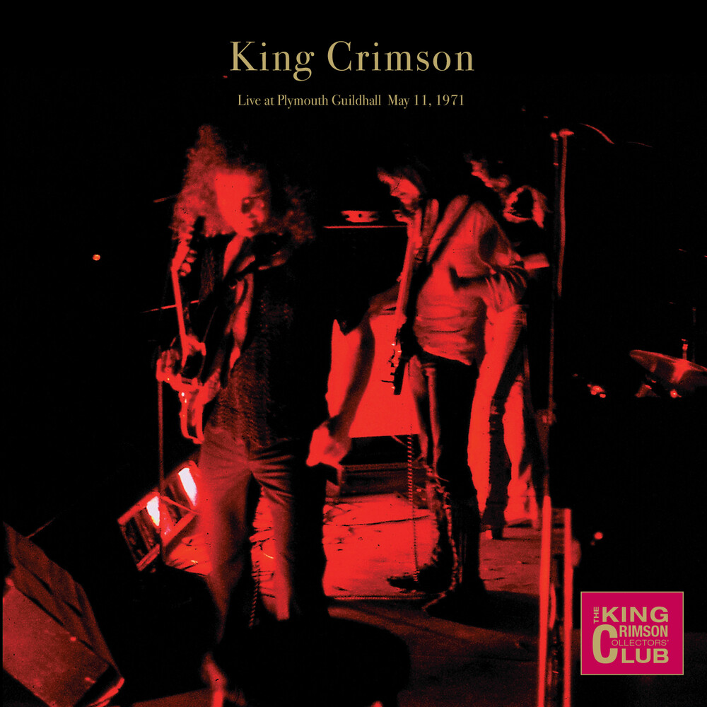 King Crimson - Live In Plymouth May 11 1971