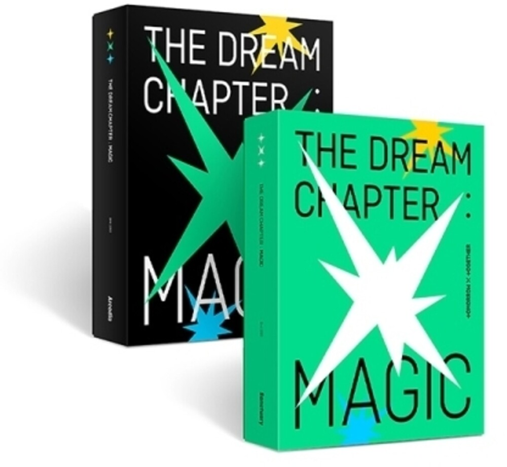 TOMORROW X TOGETHER - The Dream Chapter: MAGIC [Sanctuary Green Art]