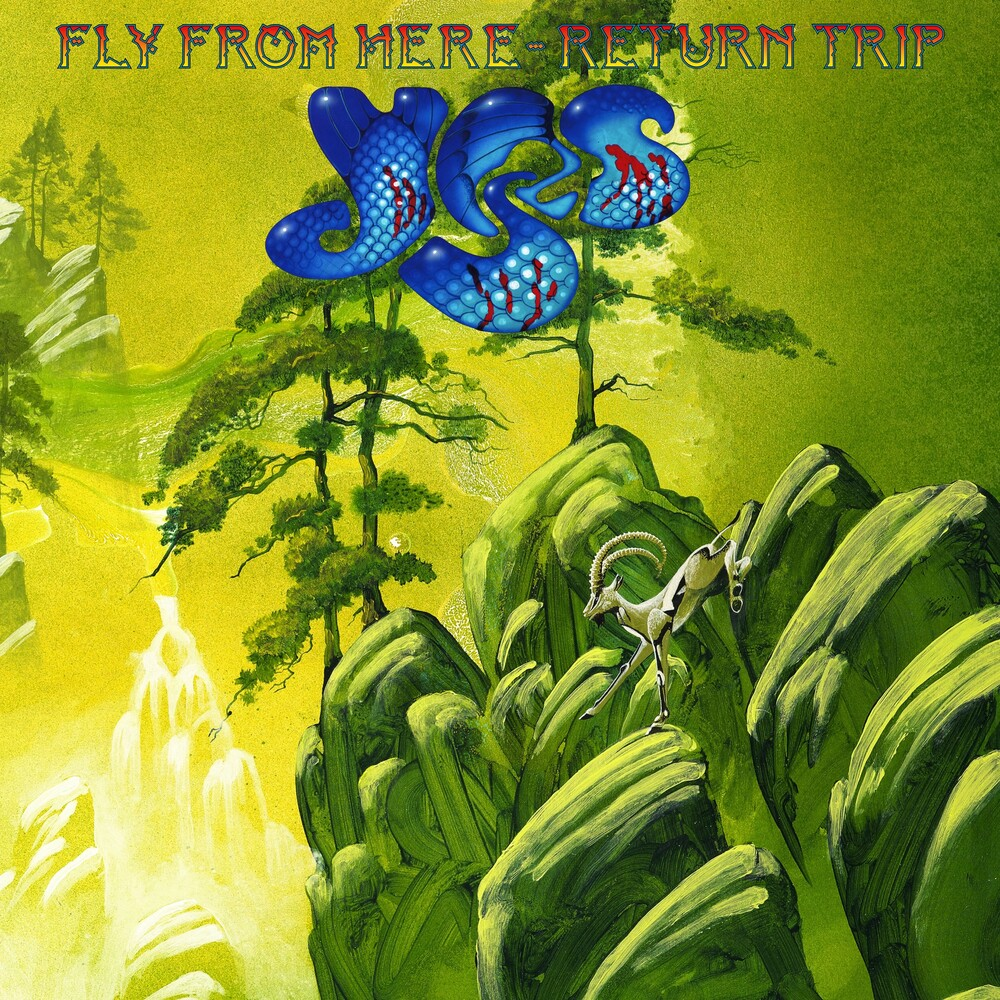 Yes - Fly From Here: Return Trip (Gate) [180 Gram] (Uk)