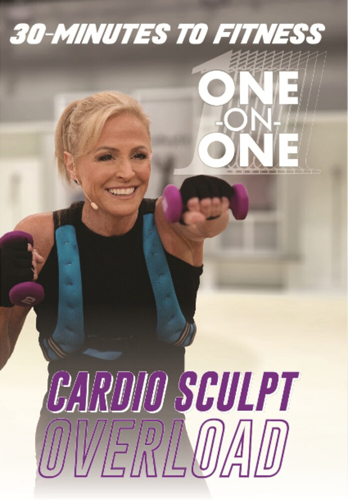 - 30 Minutes To Fitness: Cardio Sculpt One On One