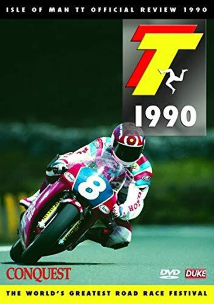 1990 Isle of Man Tt Review: Conquest - 1990 Isle Of Man Tt Review: Conquest