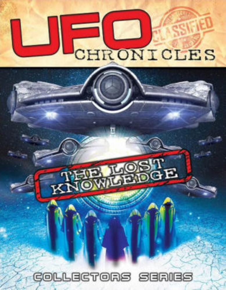 - Ufo Chronicles: The Lost Knowledge