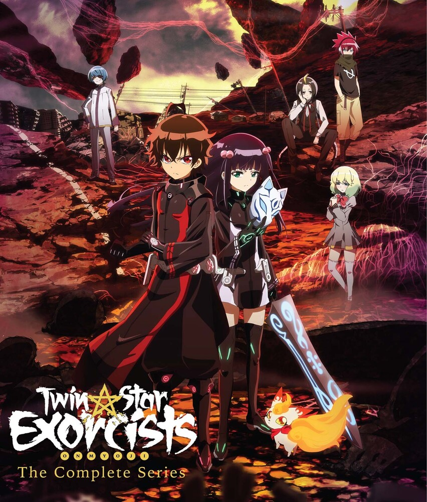 Tomohisa Taguchi - Twin Star Exorcists: Complete Series (8pc) / (Box)