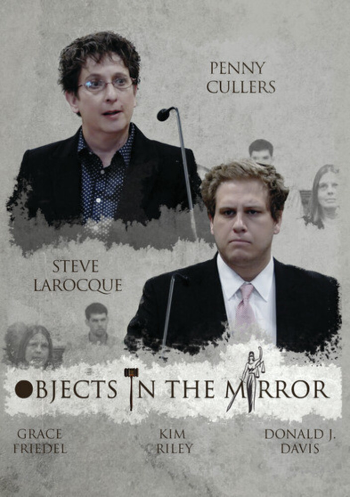 - Objects In The Mirror / (Mod Dol)