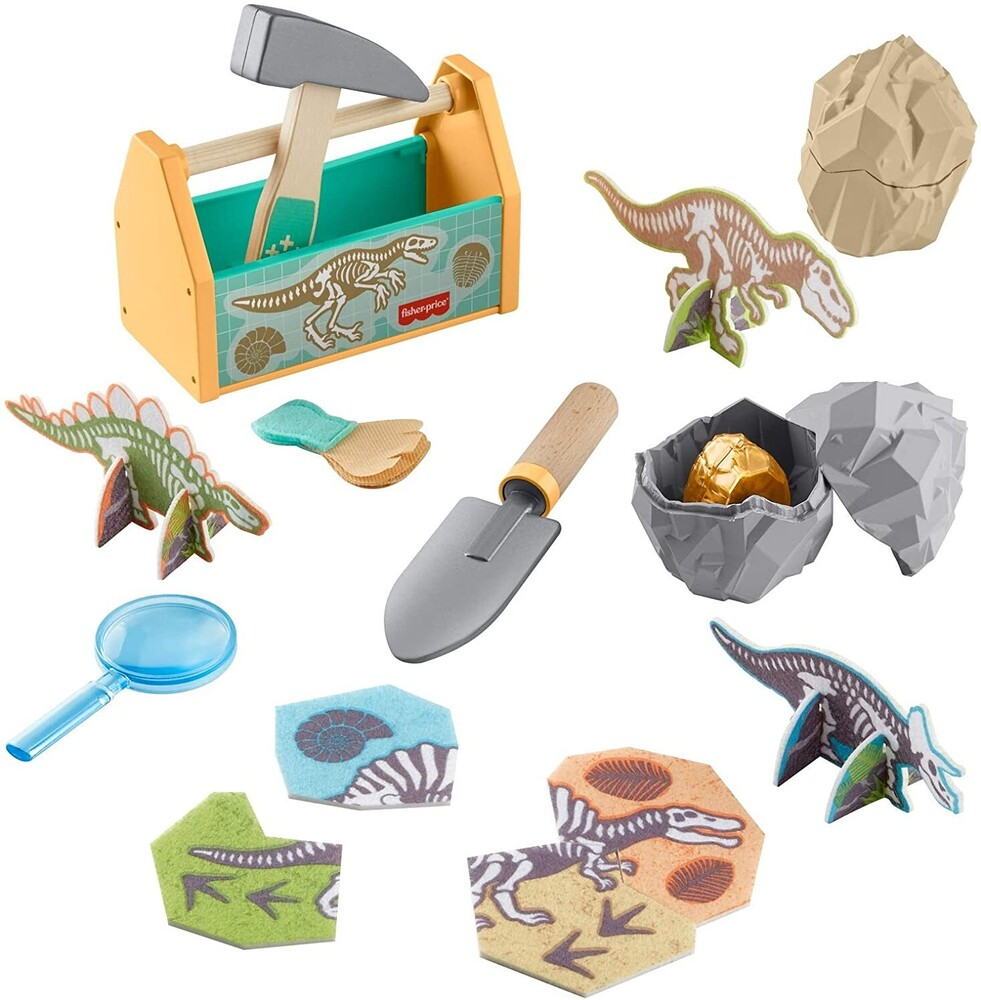 DIY - Fisher Price - Paleontologist