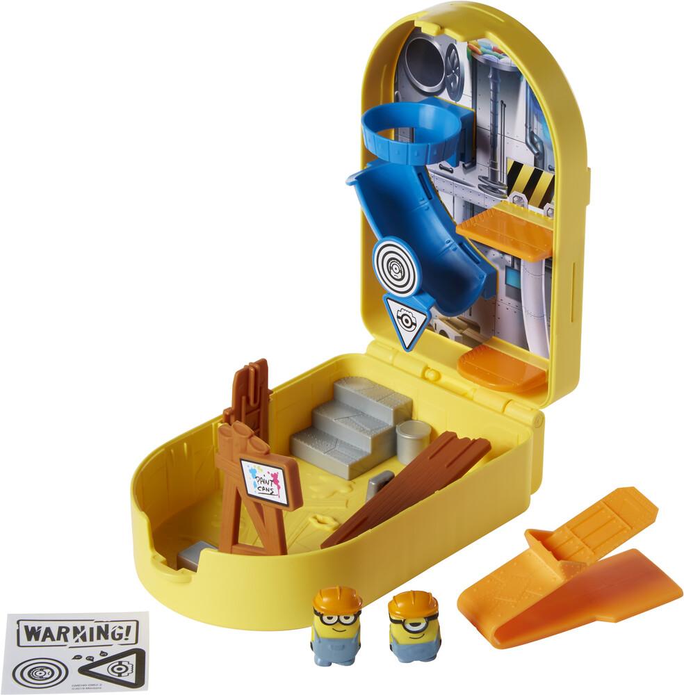 Minions - Mattel - Minions Splat 'Ems Playset Assortment (DreamWorks)