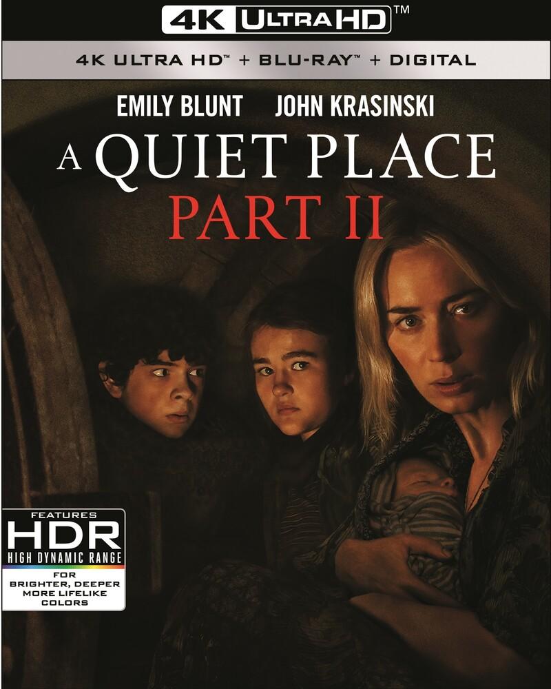 - A Quiet Place, Part II