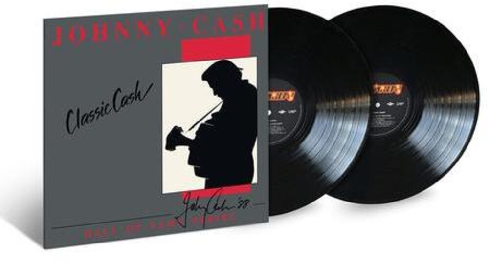 Johnny Cash - Classic Cash: Hall Of Fame Series [2 LP]