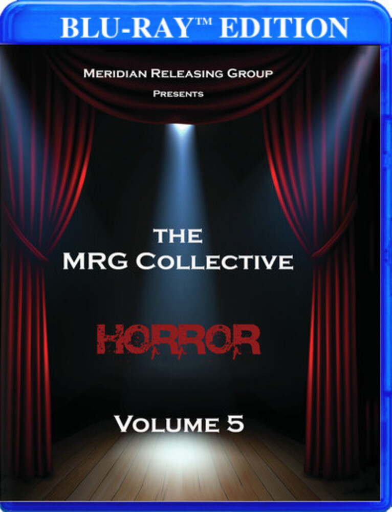 - Mrg Collective Horror Volume 5 / (Mod Dts)
