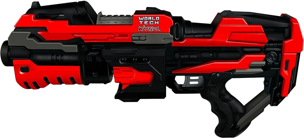 Dart Blasters - World Tech Warrior: Renegade Motorized Dart Blaster