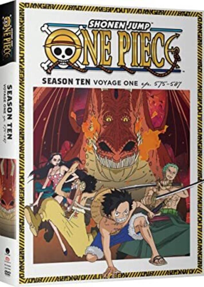 One Piece: Season Ten - Voyage One - One Piece: Season Ten - Voyage One (2pc) / (2pk)
