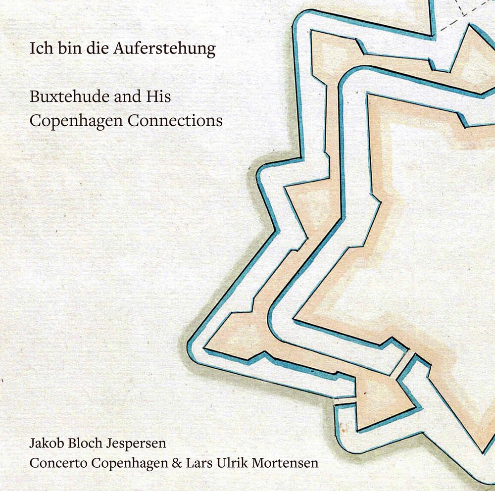 Jakob Bloch Jespersen - Ich Bin Die Auferstehung (Hybr)