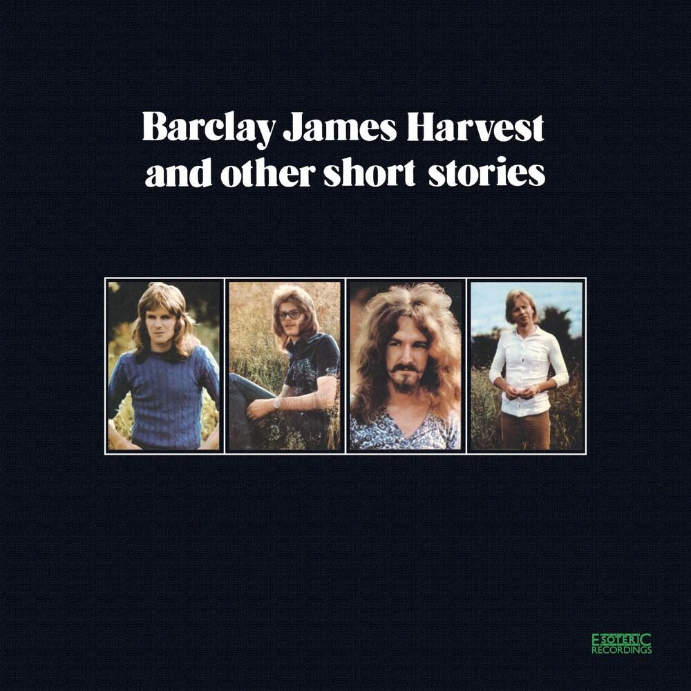 Barclay James Harvest - Barclay James Harvest & Other Short Stories (Ntr0)