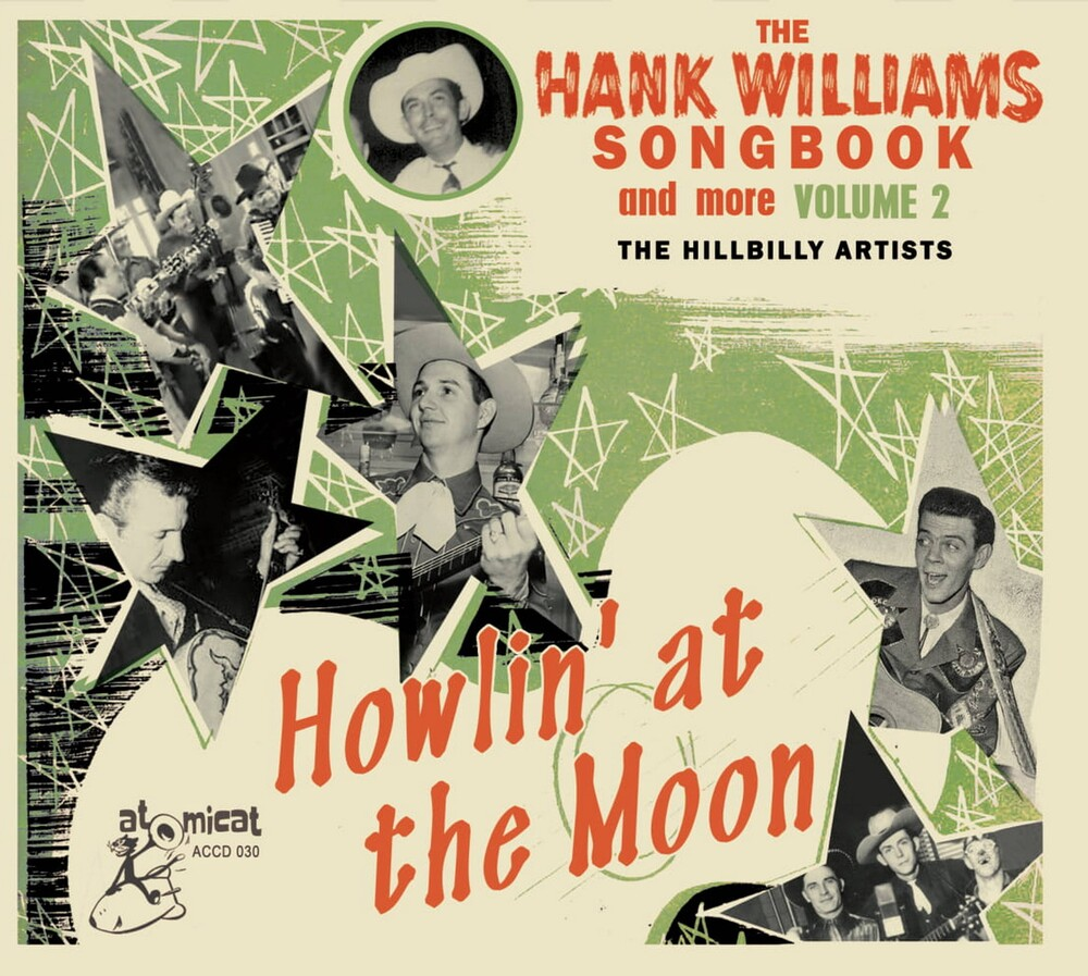Hank Williams Songbook Howlin At The Moon / Var - Hank Williams Songbook: Howlin' At The Moon / Var