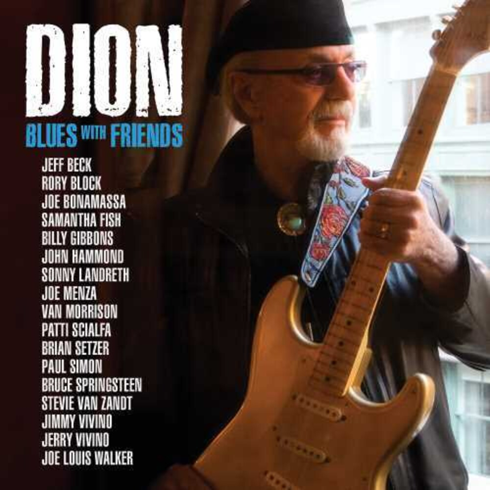Dion - Blues With Friends [2LP]