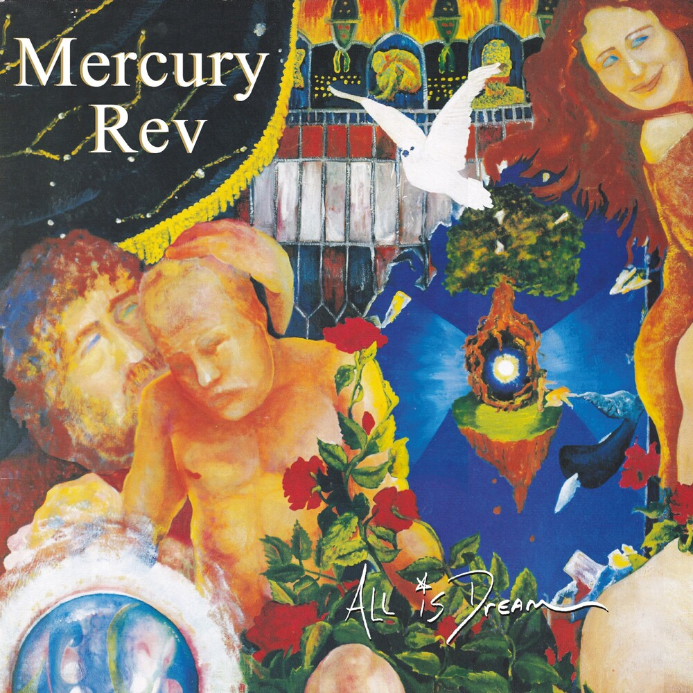 Mercury Rev - All Is Dream [Colored Vinyl] [Limited Edition] (Uk)
