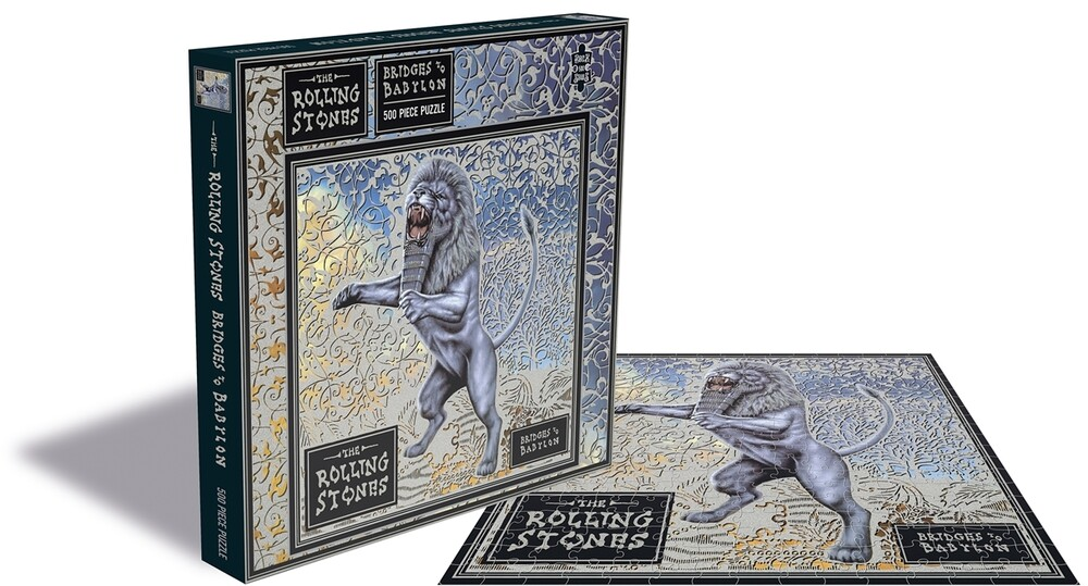 - Rolling Stones Bridges To Babylon (500 Piece Jigsaw Puzzle)