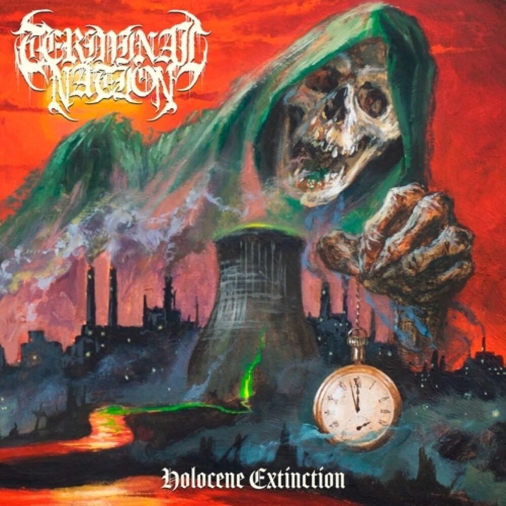 Terminal Nation - Holocene Extinction [Colored Vinyl]