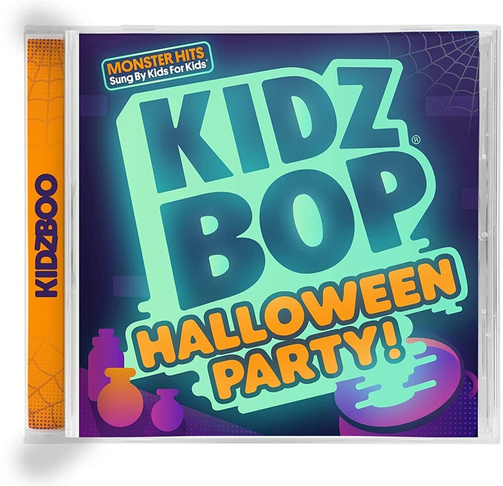 Kidz Bop Kidz Bop Halloween Party Findersrecords