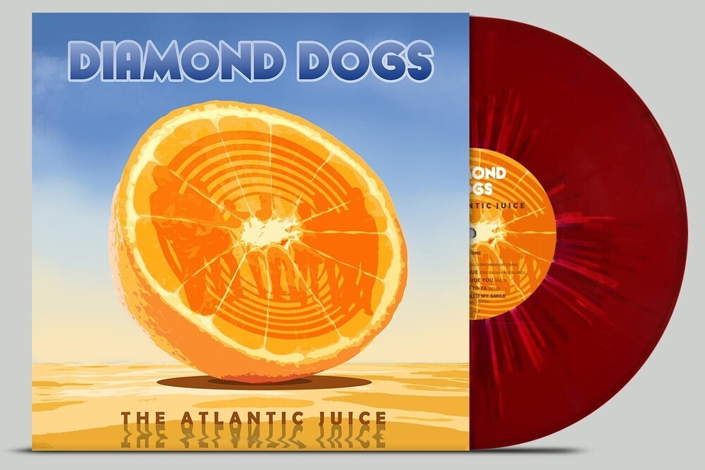 Diamond Dogs - Atlantic Juice (Marble/Splatter Vinyl) [Colored Vinyl]