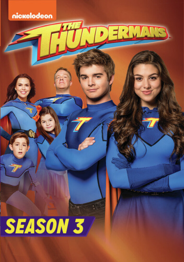 - Thundermans: Season 3 (3pc) / (Mod 3pk)