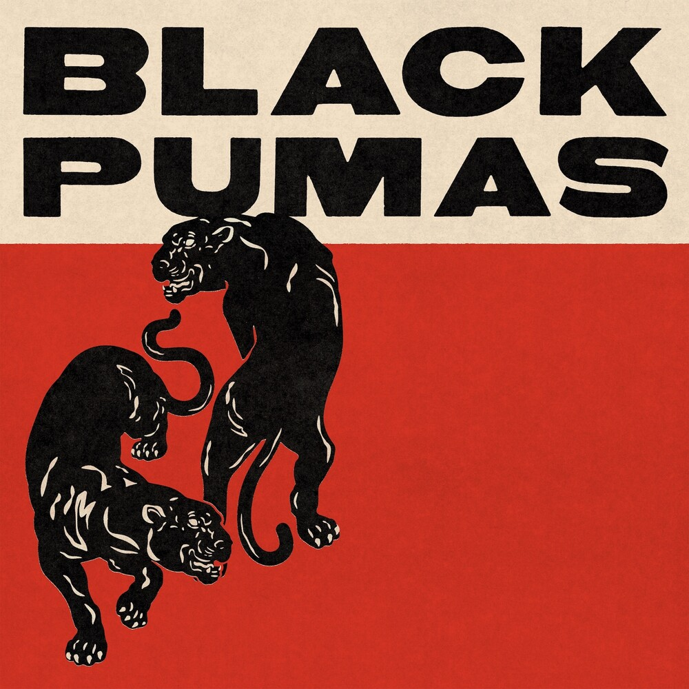 Black Pumas - Black Pumas: Deluxe Edition [2CD]