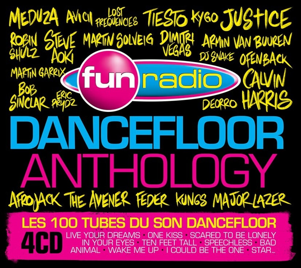 Fun Radio Dancefloor Anthology / Various - Fun Radio Dancefloor Anthology / Various (Fra)