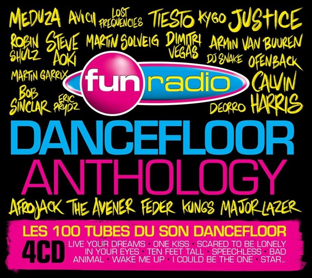 Fun Radio Dancefloor Anthology / Various - Fun Radio Dancefloor Anthology / Various