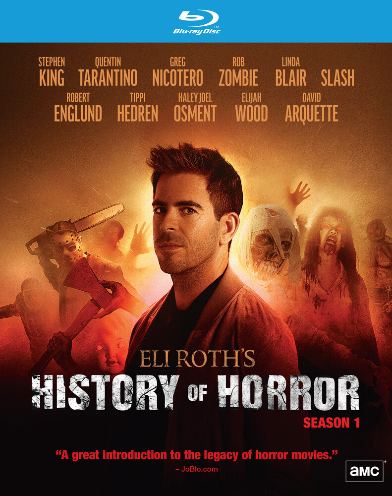 Eli Roth's History of Horror: Season 1 - Eli Roth's History Of Horror: Season 1 (3pc)