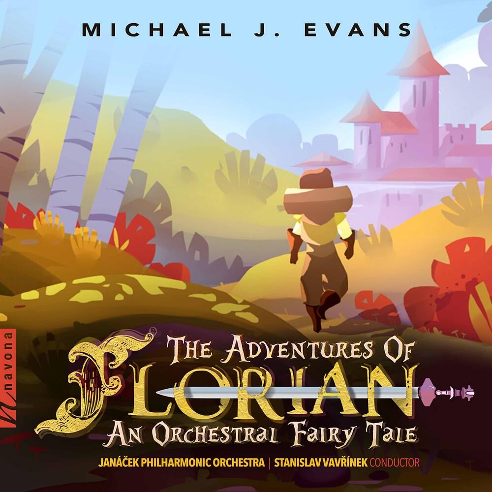 Janá�ek Philharmonic Orchestra - Adventures Of Florian (2pk)