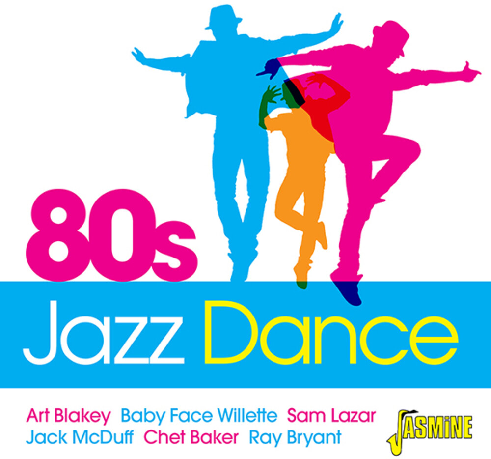 80s Jazz Dance / Various - 80s Jazz Dance / Various (Uk)