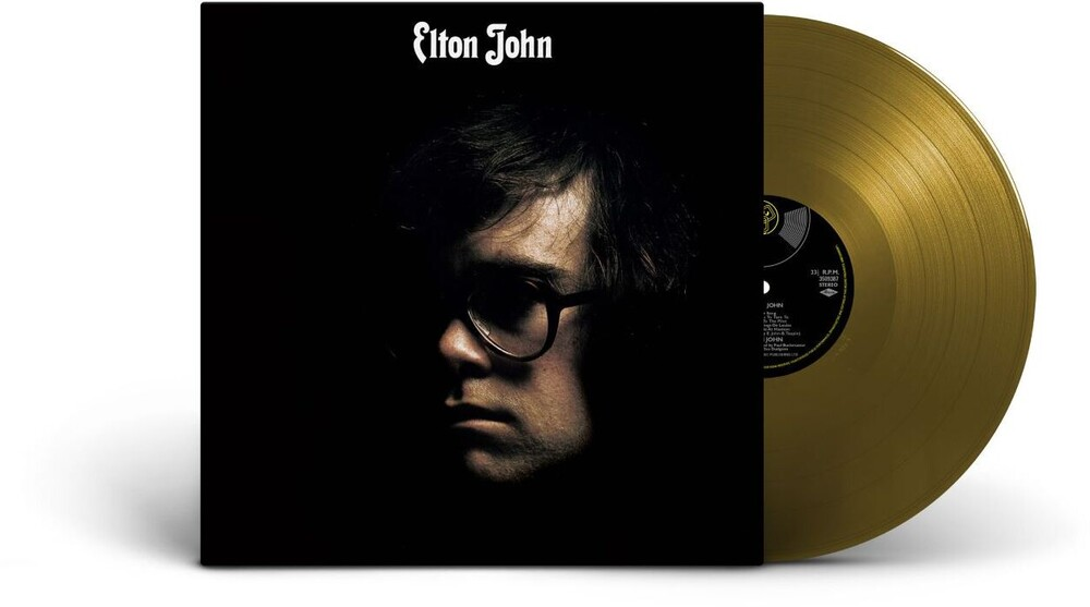 Elton John - Elton John [Limited Edition Gold LP]