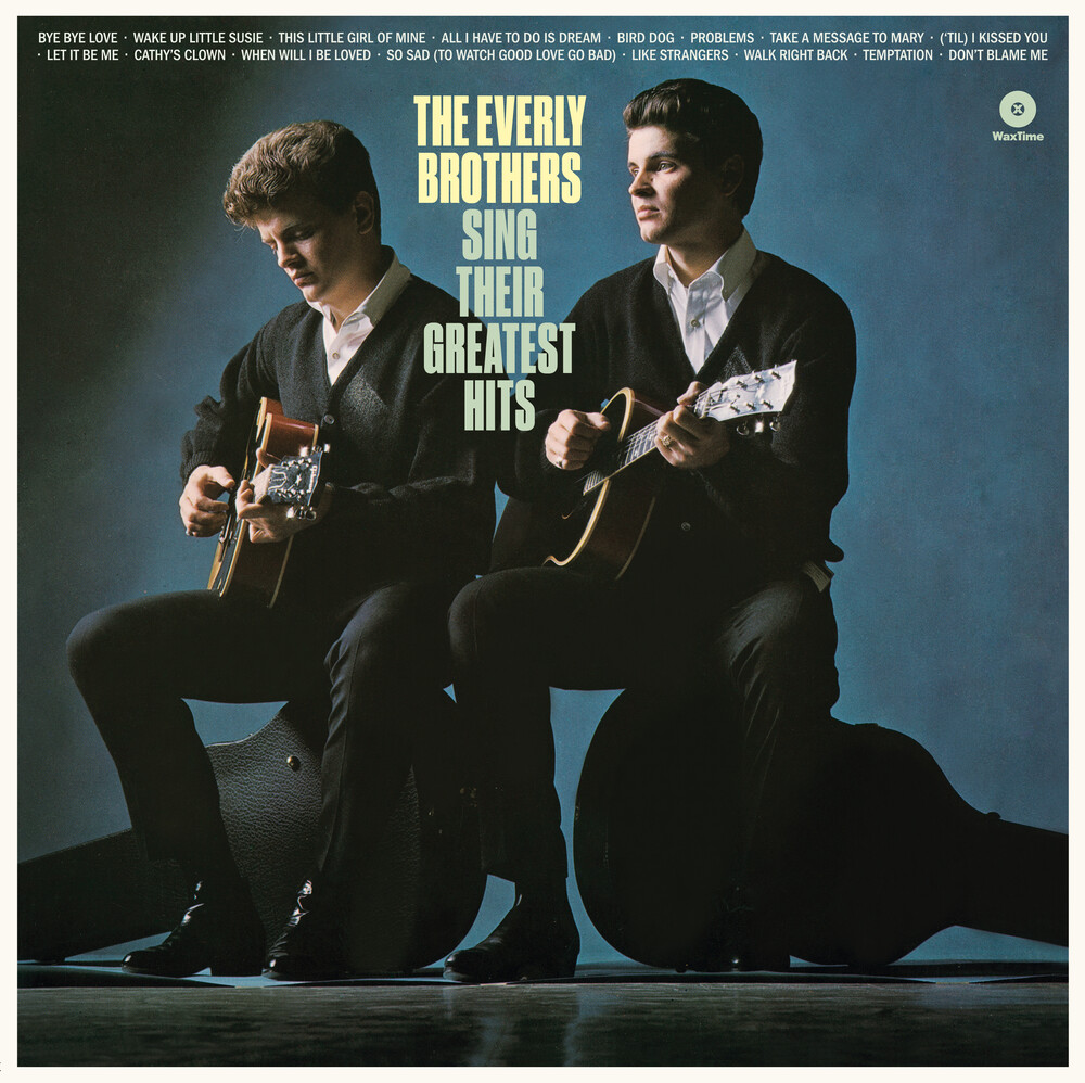 Everly Brothers - Sing Their Greatest Hits (Ltd) (Ogv) (Spa)