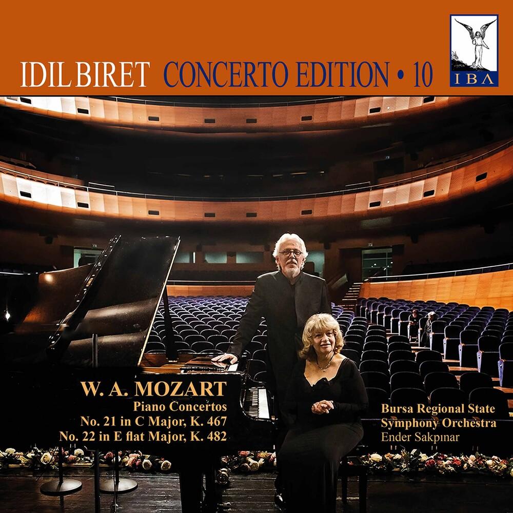 ?dil Biret - Piano Concertos 20 & 21