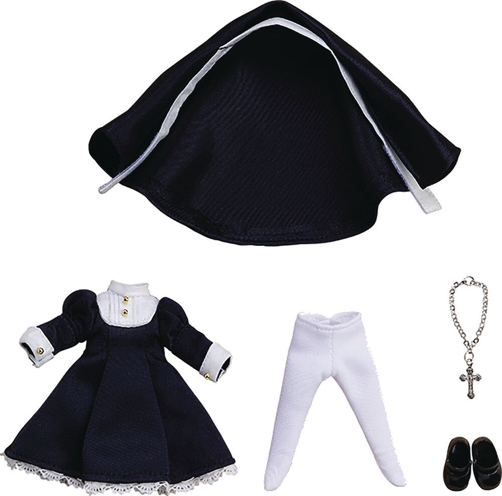 Good Smile Company - Good Smile Company - Nendoroid Doll Outfit Set Nun Version