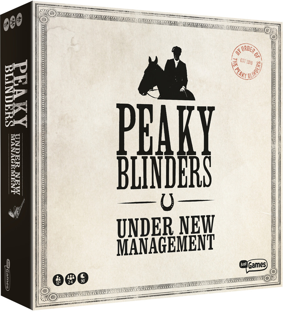 Peaky Blinders: Under New Management - Peaky Blinders: Under New Management