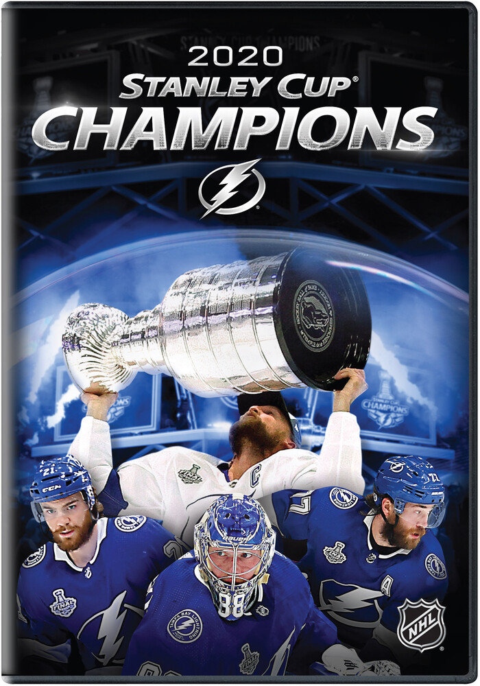 Tampa Bay Lightning 2020 Stanley Cup Champions - Tampa Bay Lightning: 2020 Stanley Cup Champions
