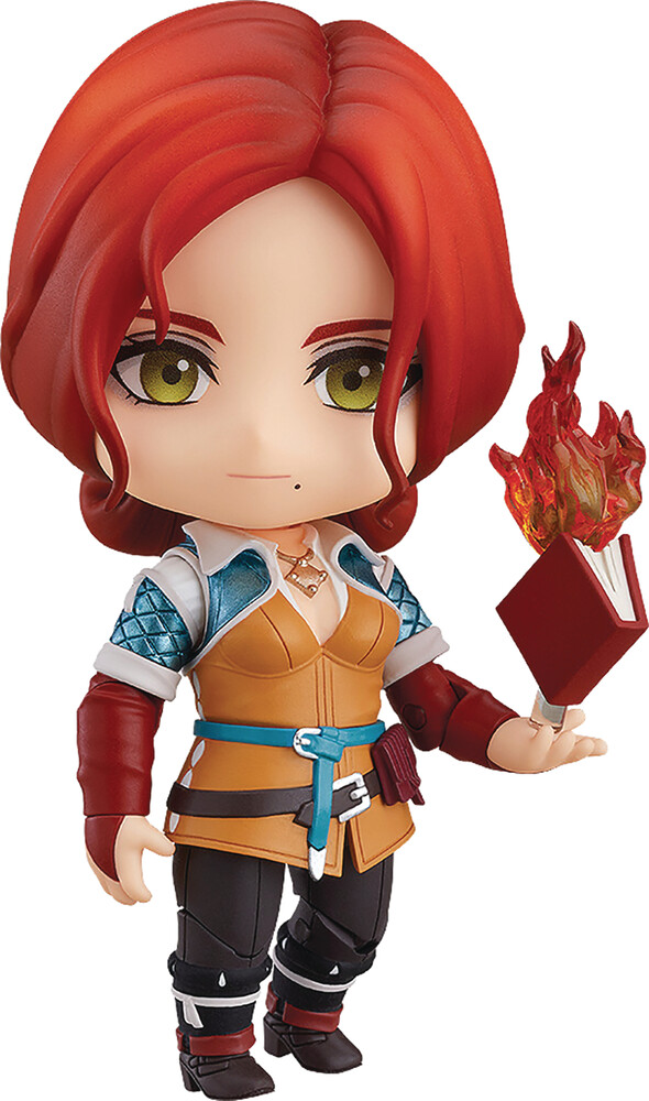 Good Smile Company - Good Smile Company - Witcher 3 Wild Hunt Triss Merigold NendoroidAction Figure