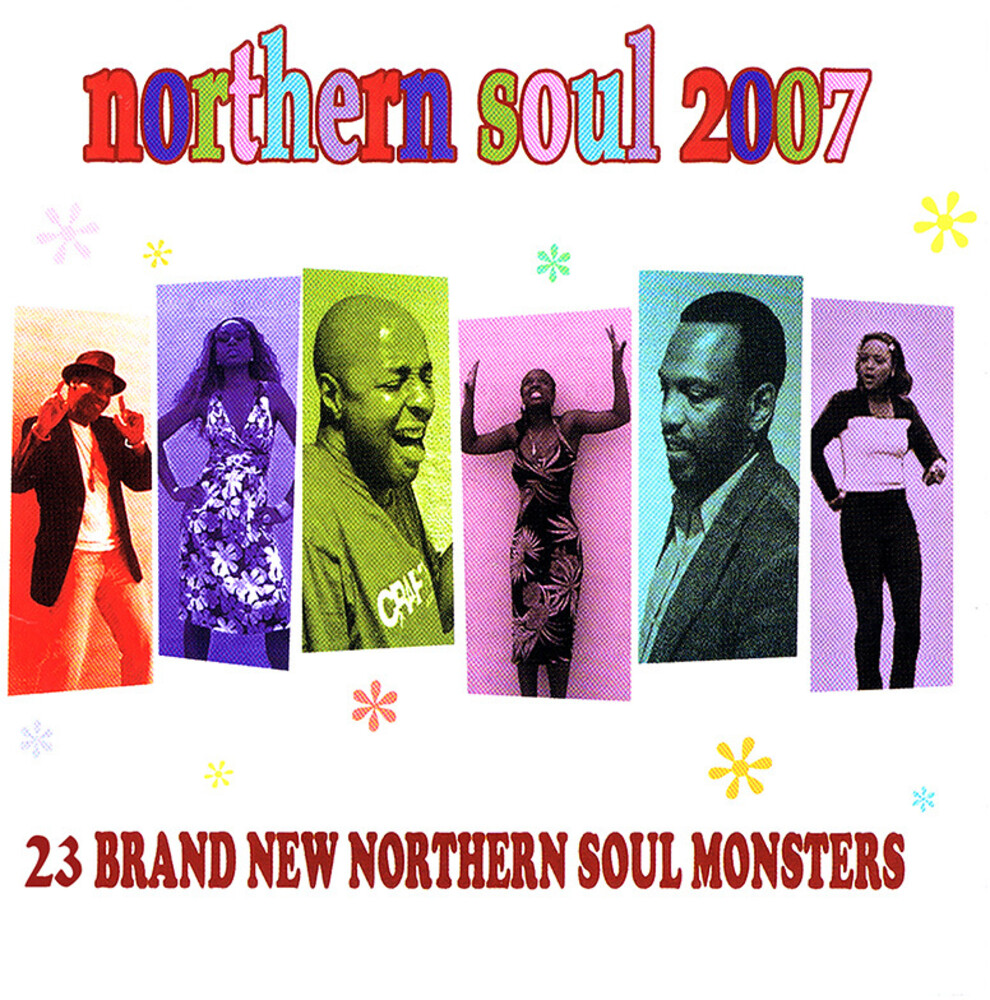 Various Artists - Northern Soul 2007 (Digitally Remastered) (Mod)