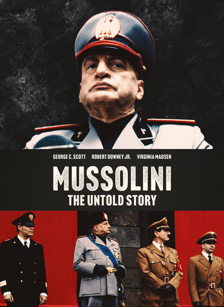 - Mussolini: The Untold Story (2pc)