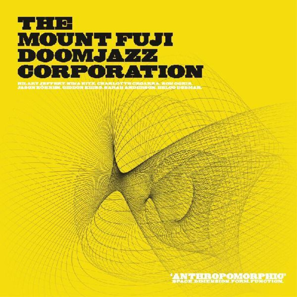 Mount Fuji Doomjazz Corporation - Anthropomorphic [Colored Vinyl] [180 Gram] (Ylw) [Download Included]