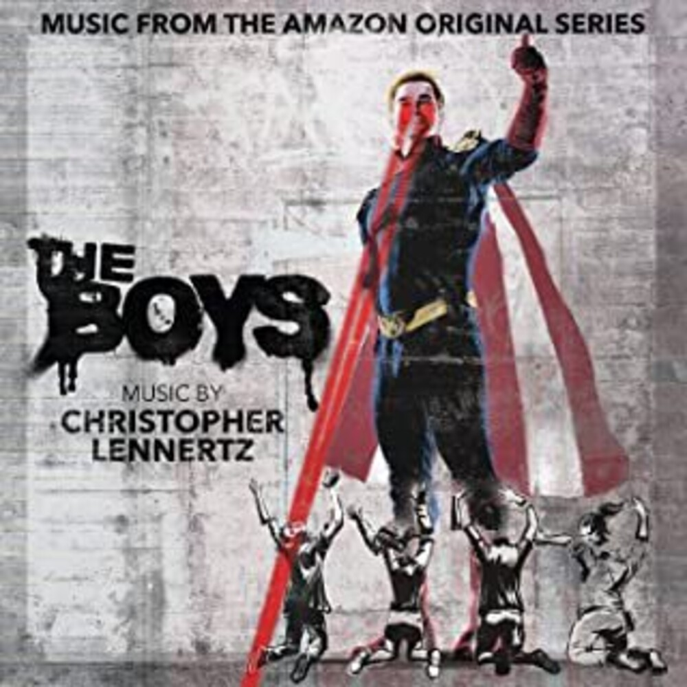 Christopher Lennertz Ita - Boys: Season 1 (Original Soundtrack)