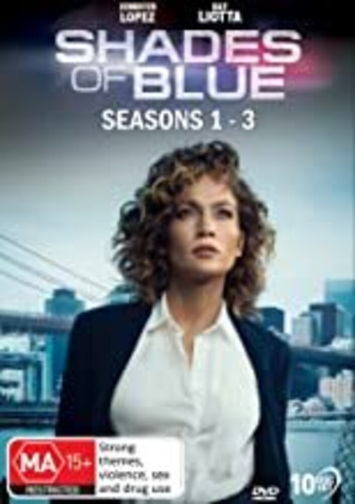 Shades of Blue: Season 1-3 - Shades of Blue: Season 1-3