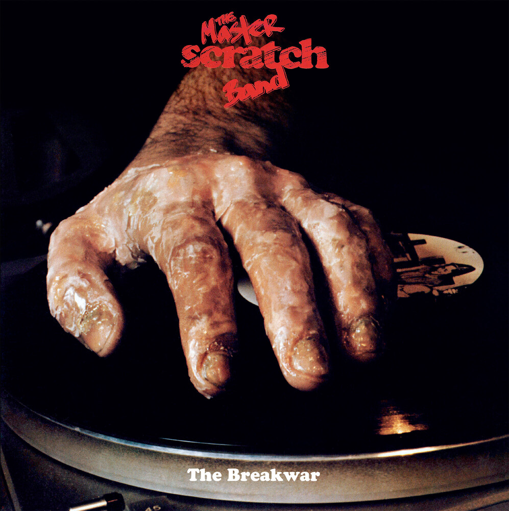 Master Scratch Band - The Breakwar (Bonus Tracks) (Gate) [Remastered]