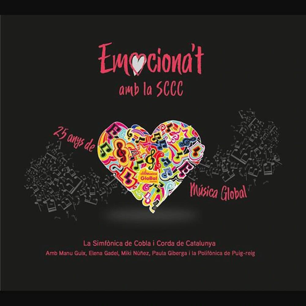 Sccc - Emociona't Amb La Sccc 25 Anys De Musica Global