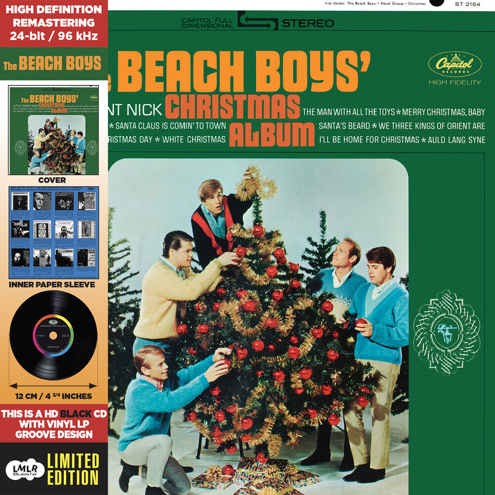 Beach Boys - Beach Boys Christmas Album