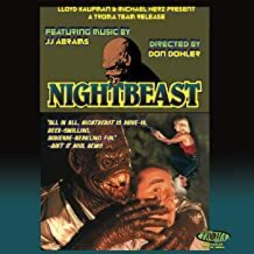 Nightbeast - Nightbeast